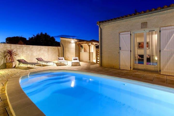 Villa pour des vacances idylliques près de la Cité