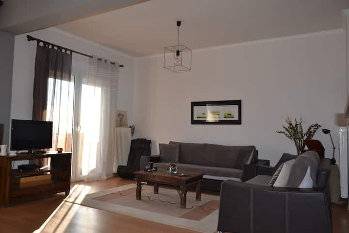 Amazing sea view apartment in the city center!