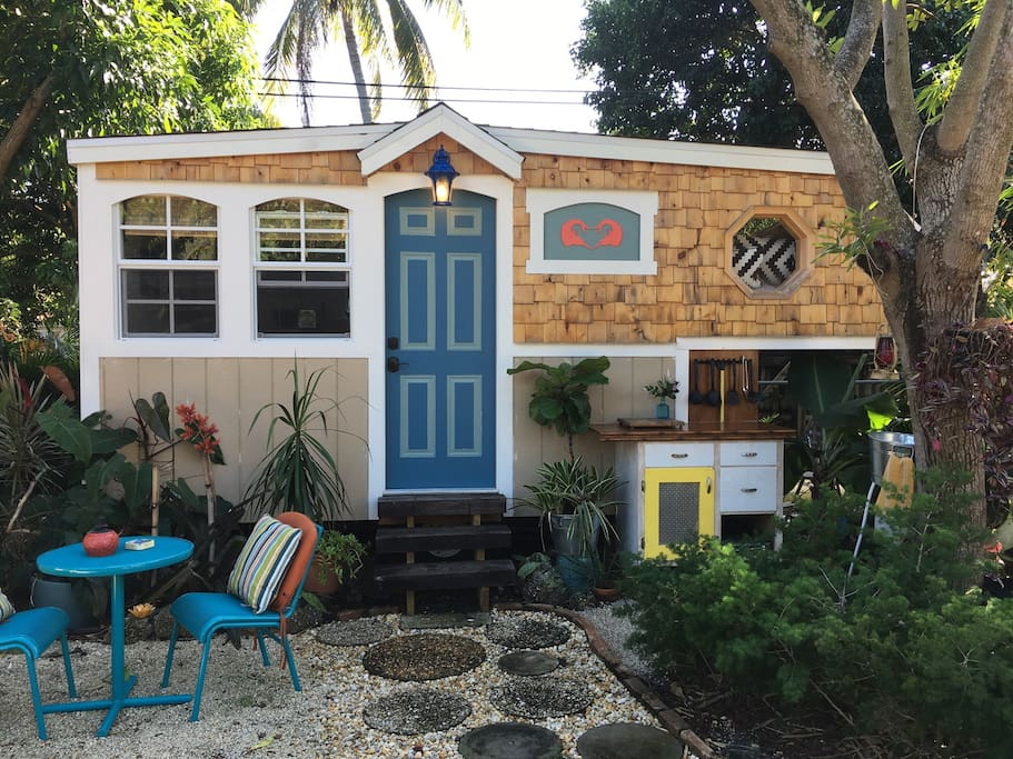 Tiny House In Miami Shores Houses For Rent In Miami