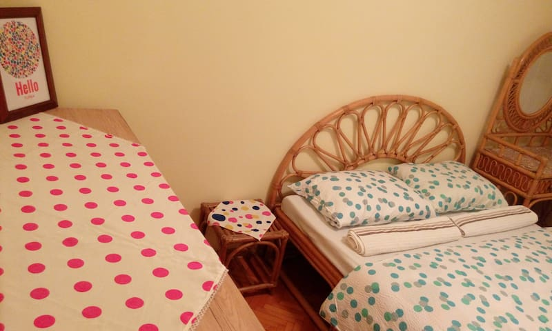 Hostel Tufna Home, double bed room