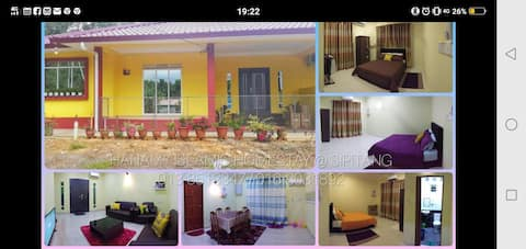 HANAMY ISLAMIC HOMESTAY (3BR for 8pax)