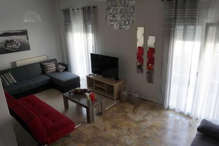 Seaside family Apartment in Paralia Dionisiou