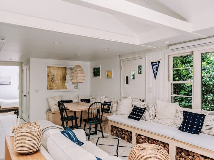 Stylish East Hampton Surf Cabin