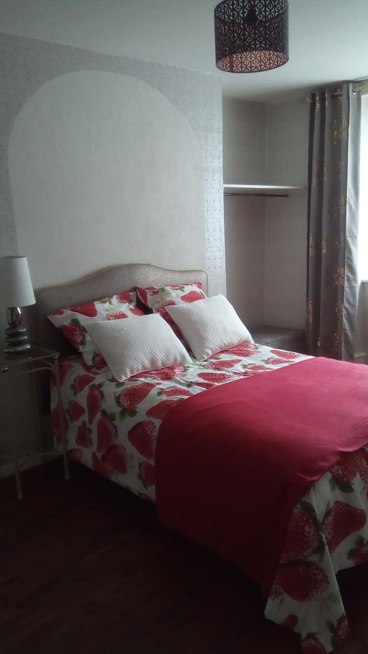 Agréable et confortable Chambre d'hôte