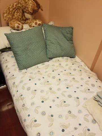 Small unique room