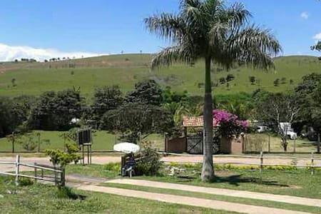 Galpão Country p/ Barraca de Camping