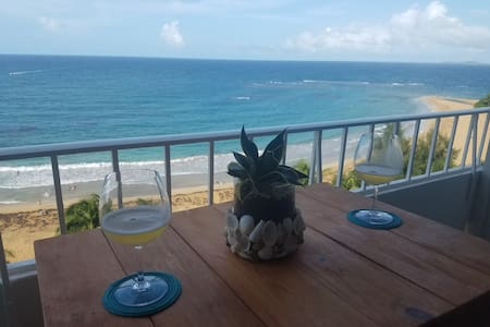 ☼✈♡Breathtaking view apt in front of the beach☼✈♡