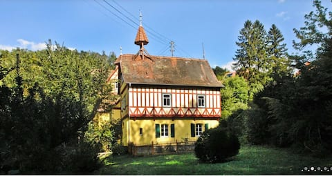 Beautiful Carriage House in Franconia, Germany