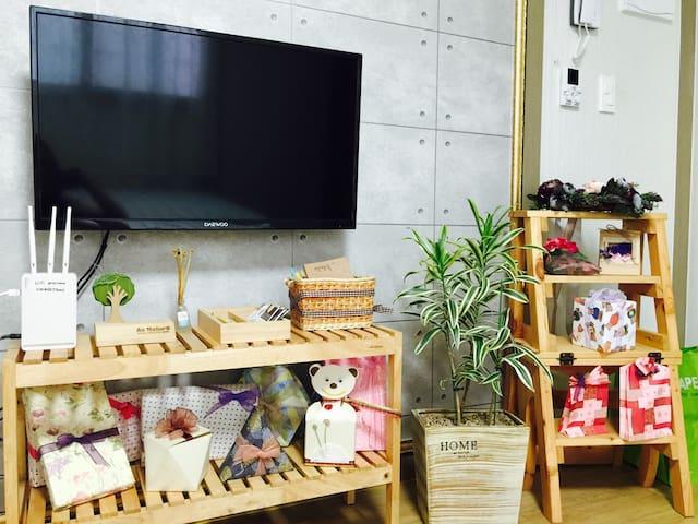 Private studio in Daegu- 하우스웨딩소품제작소 - 대구광역시 - Talo