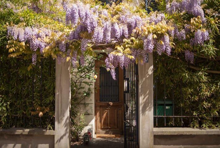 Sèvres, studio dans maison de charme - Sèvres - Casa