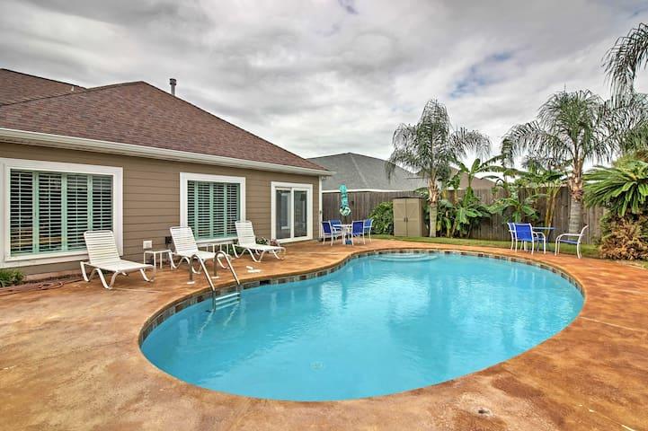 Elegant Miramar Beach House w/Private Pool+Hot Tub