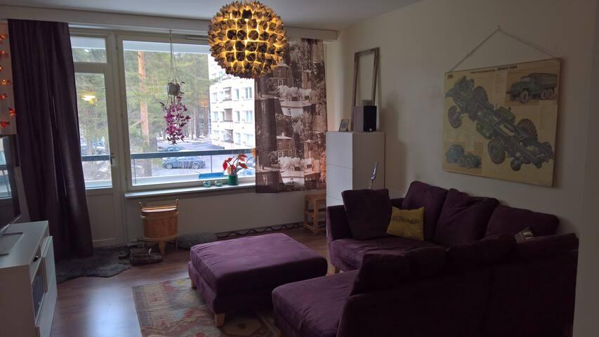 Cosy apartment - Oulu - Apartament