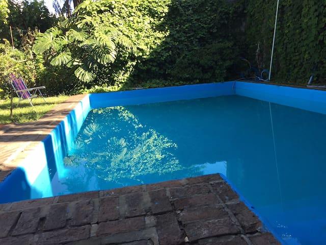 Casa con Jardín en ciudad de Buenos Aires CABA