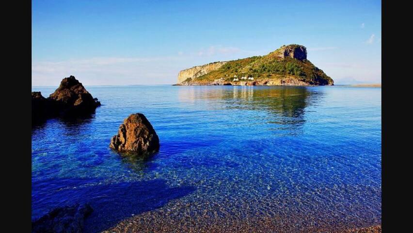 Bilocale ottimo anche X weekend - Praia A Mare - Lägenhet
