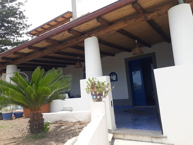 Villa Insolia - Stanza Begonia/ Begonia Room