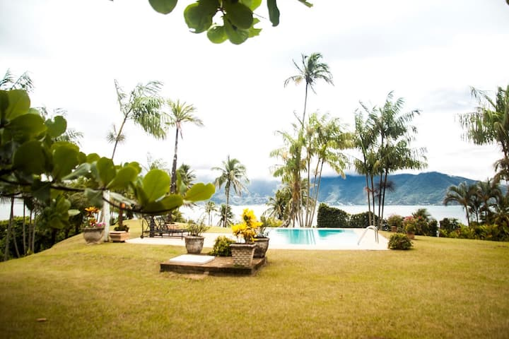 Ilhabela with a view