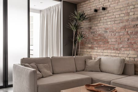 Designer Loft in Kyiv City Centre