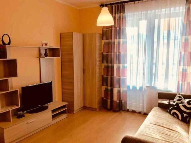 Новая уютная квартира-студия для Вас!