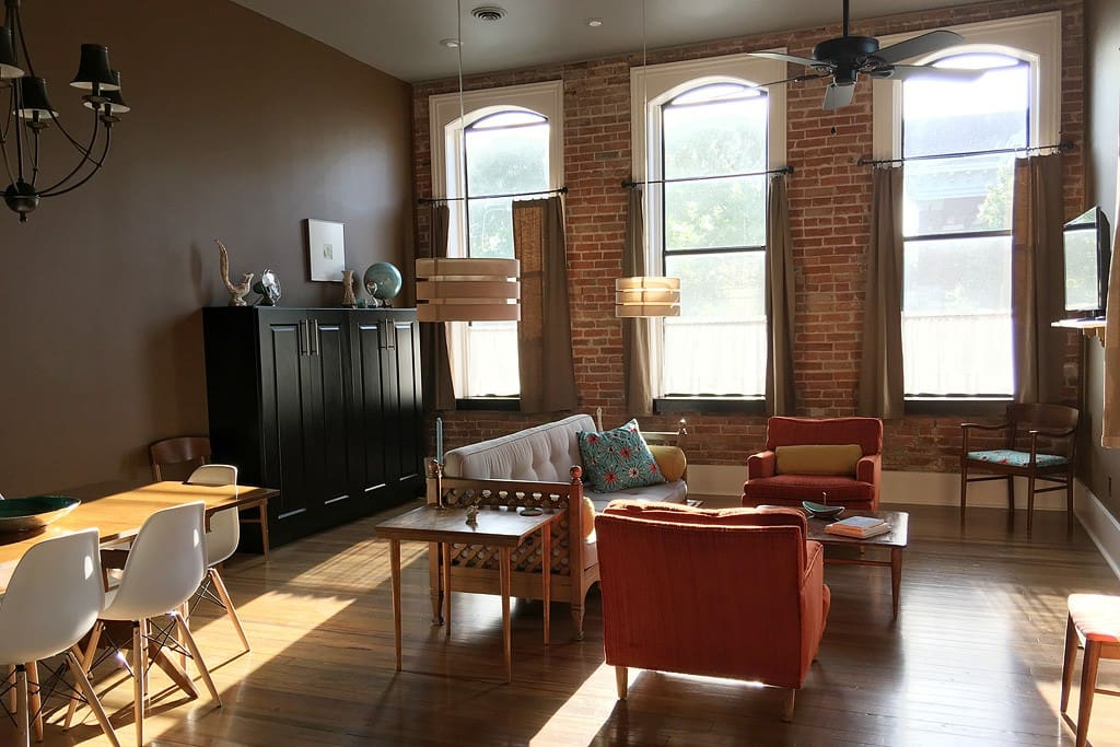Courthouse Lofts Front Loft Loft In Affitto A Marshall