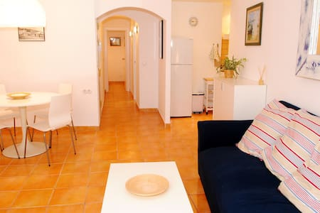 Mediterranean Flat Sitges Centre 1min to the beach