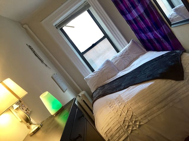 Cute private room: great location! - New York - Apartment
