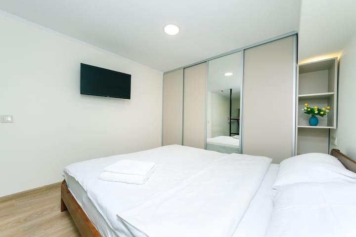Двух-этажные апартаменты 2