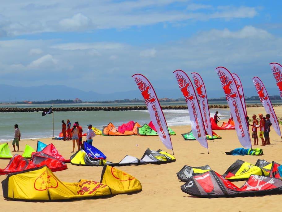 Kite surfing (KTA)