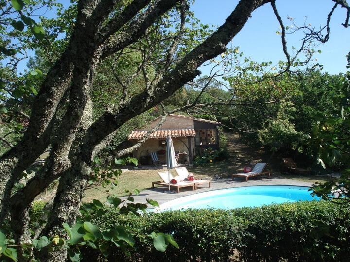 Maison «Chocolat» - Monségur 47150 Lot-et-Garonne