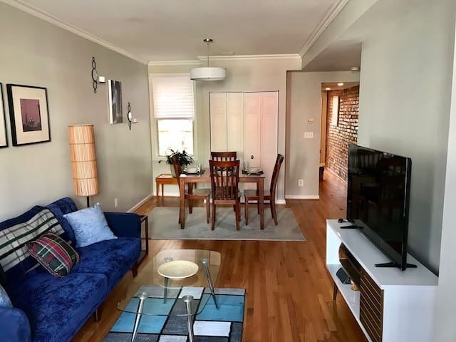 Charming row home unit 1 mile from the US Capitol