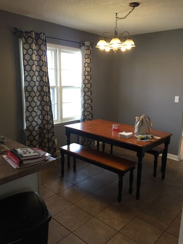 Rent home or per bedroom