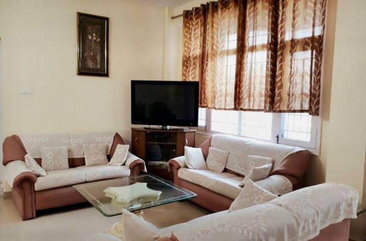 Luxury Cozy apartment in Shimla @ 2 bedroom flat
