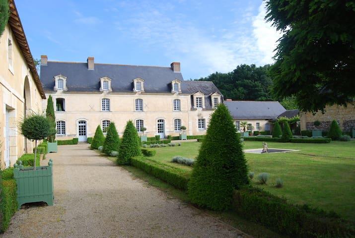 Chambre de charme dans un cadre enchanteur - Charcé-Saint-Ellier-sur-Aubance - Apartment