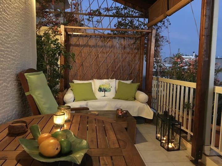 Romantic & cozy apartment