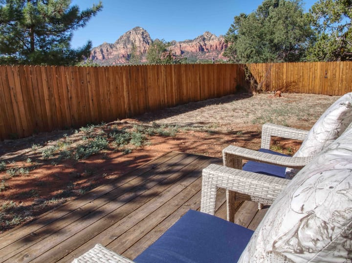 Historic Sedona Home with Epic Views & Location!