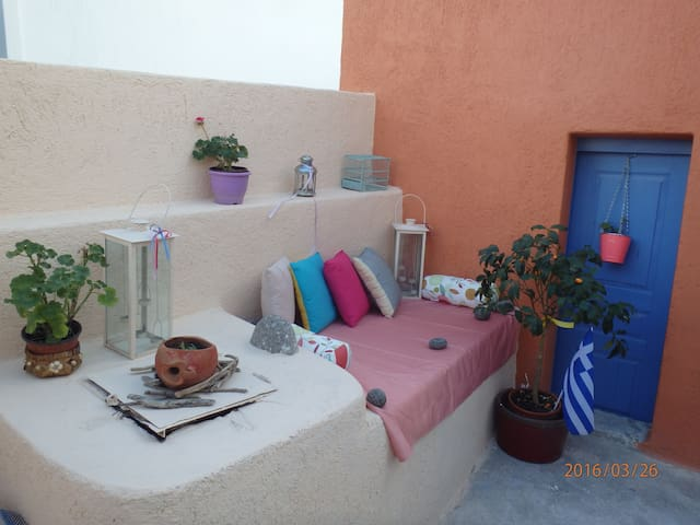 JUNIOR CAVE APARTMENT - Mesaria - Appartement