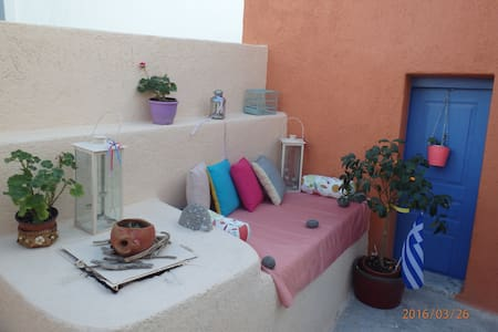 JUNIOR CAVE APARTMENT - Mesaria - Apartament