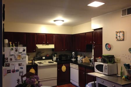 Two Bedroom Apartment - Columbus