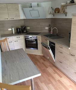 Tolles Apartment im Thüringer Wald - Schmalkalden - 公寓