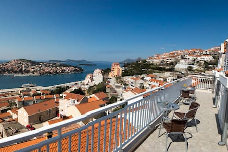 Amazing view- apartment Kacic-last offer in June