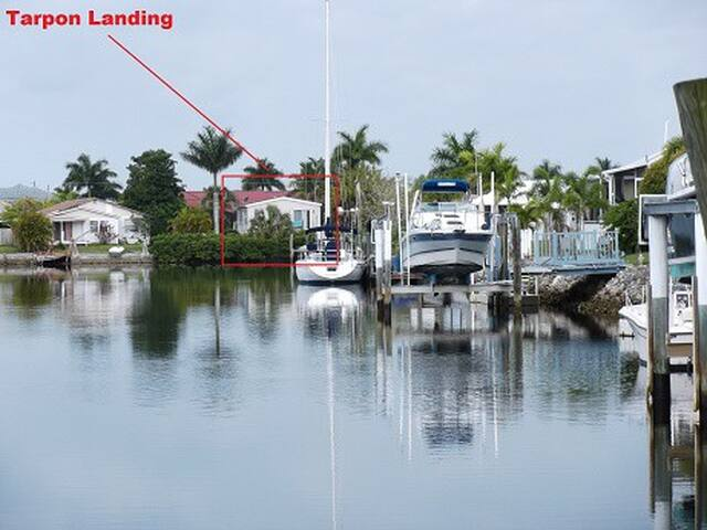 TARPON LANDING ! TARPON SEASON LODGING and DOCK !! - Punta Gorda - Haus