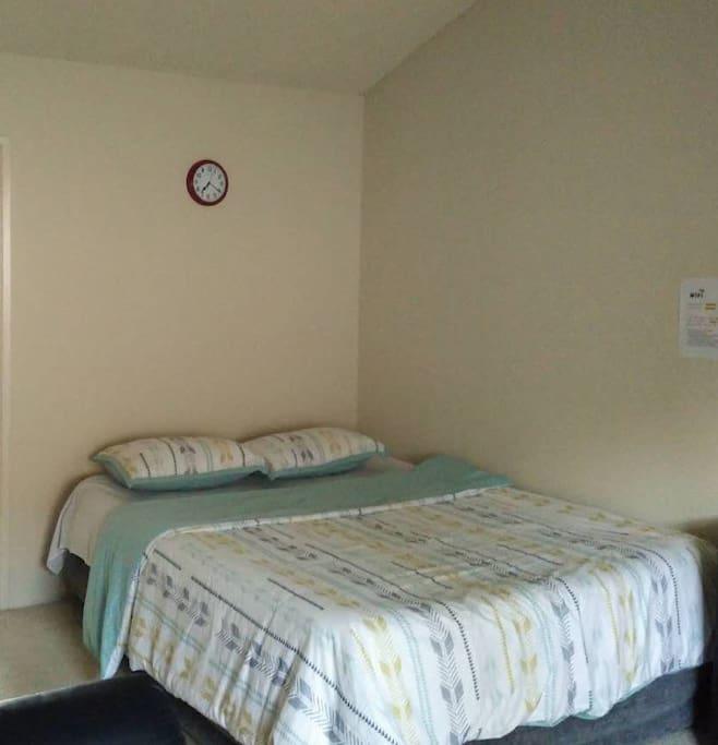 Option: living room extra bed 客厅选择加床