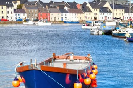 Entire Apartment with Stunning Galway Bay View - Galway