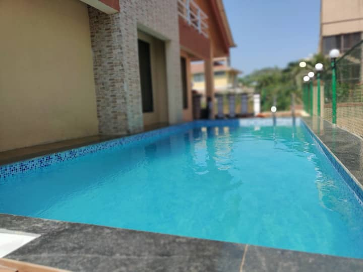 Cozy 3BHK Villa in Lonavala with Private Pool