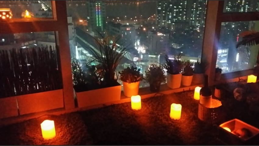 Romantic River View in Seoul !!