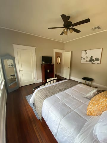 2nd Bedroom nearest to the kitchen.
