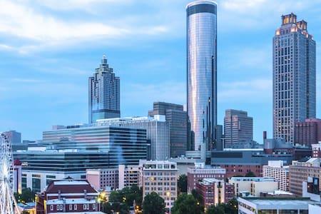 Luxury Home Downtown Atlanta (Mercedes-Benz/GWCC)