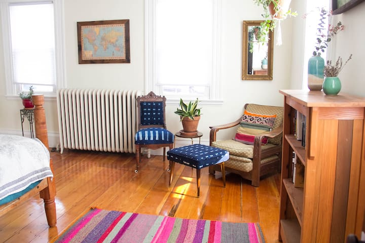 Charming, Old Cape in the Heart of East Bayside - Portland - Huis