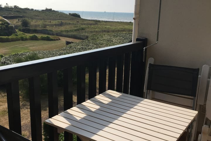 Appartement Cabourg vue mer