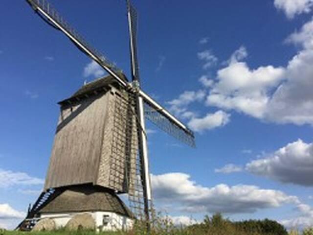 Windmill in Etikhove
