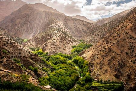 Atlas Berber House